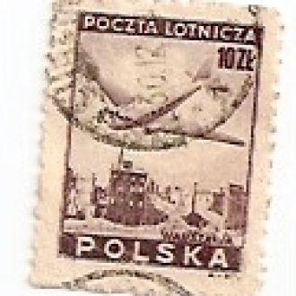 Polska Польща гаш (№634)