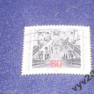 ФРГ-1987 г.-Архитектура (полная)
