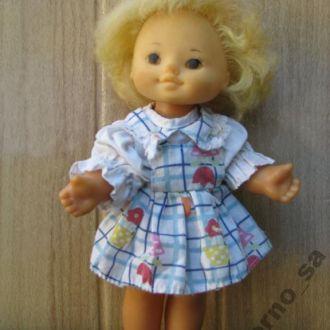 Кукла Куколка СССР  Днепропетровск Клеймо 26 см