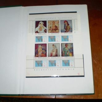 марки иностраные-подарочный набор