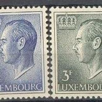 Люксембург 1965 стандарт принц Жан люди ** о