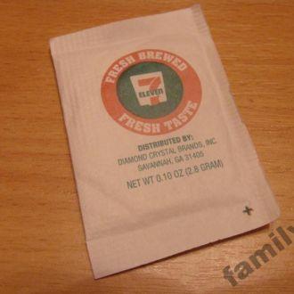 Пакетик с сахаром № 312 (USA)