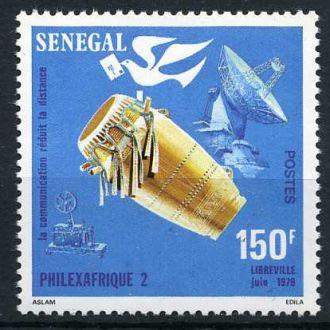 Сенегал Связь Метеорология лот 5