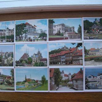 Германская Демократическая Республика открытки 37ш