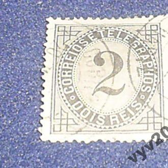 Португалия-1884 г.-Стандарт (полная) 19 евро