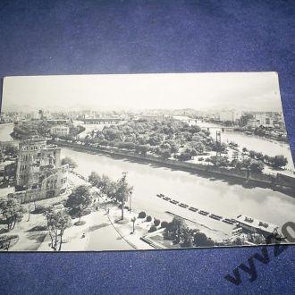 Хиросима. Река Ота (1974 г.)