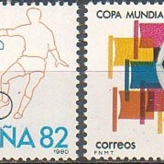 Испания, ЧМ по футболу 1982