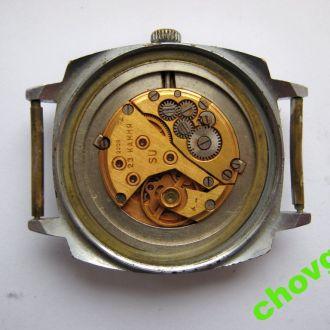 МУЖСКИЕ часы ЛУЧ + желтый механизм = СССР