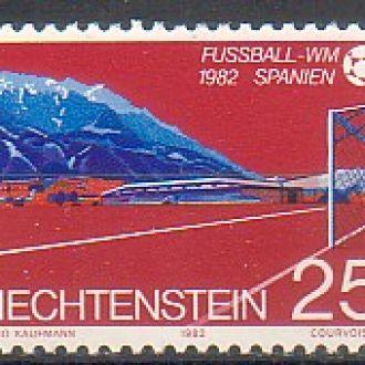 Лихтенштейн, ЧМ по футболу 1982