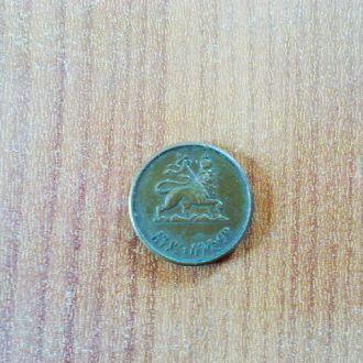 Эфіопія 1 цент 1936