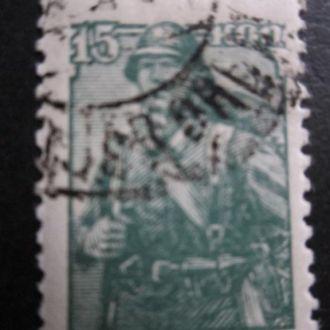 1939-56. 6-й стандартный выпуск, гаш.