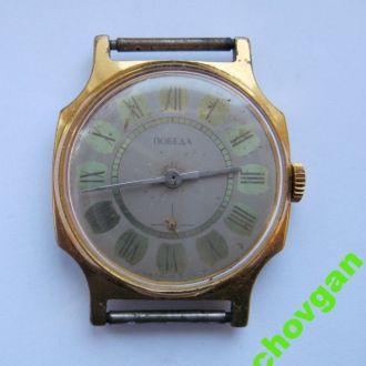 МУЖСКИЕ часы ПОБЕДА = механика = СССР = AU
