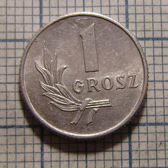 Польша, 1 грош 1949