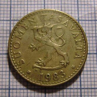 Финляндия, 20 пенни 1983 г.