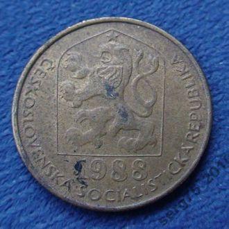 20 геллеров 1988 год