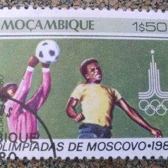 марки Мозамбик спорт с 1 гривны