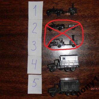 Военные автомобили Roco M 1:87 H0