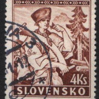 Словакия (1939) Национальный костюм