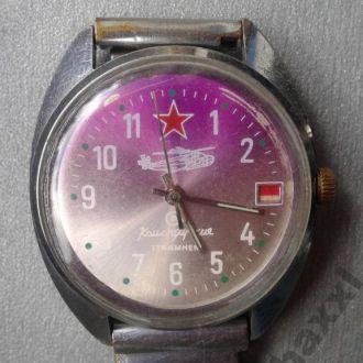 Часы командирские   рабочие