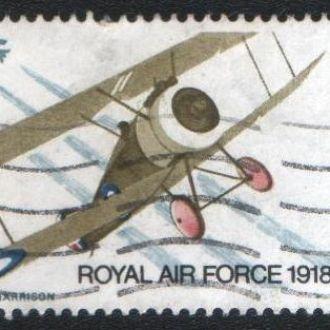 Великобритания (1968) Королевские Воздушные силы