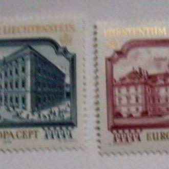 лихтенштейн europa cept архитектура  А3