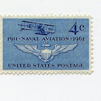 США 1961 ** АВИАЦИЯ САМОЛЕТ ТРАНСПОРТ