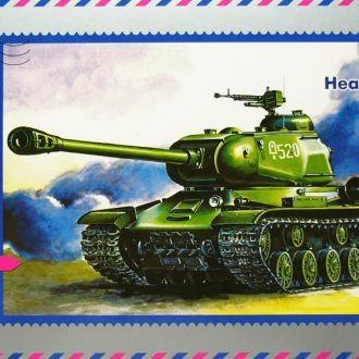 PST - 72003 - Советский тяжёлый танк ИС-2М - 1:72