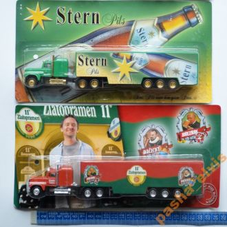 Грузовики FREIGHTLINER, FORD, SCANIA и др 1:87 /№6