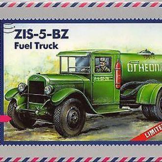 PST - 72011 - Советский бензозаправщик ЗиС-5-БЗ - 1:72