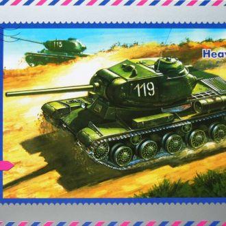 PST - 72001 - Советский тяжёлый танк ИС-1 - 1:72