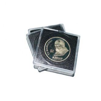 Универсальные квадрокапсулы для монет 17-37 мм