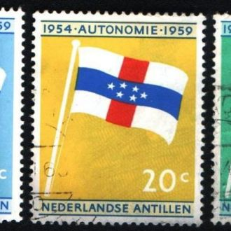 Нидерландские Антильские острова(1959) Автономия