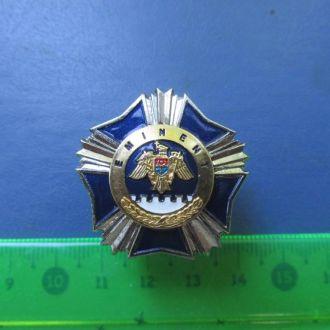 Отличник таможенной службы Молдовы.