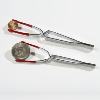Пинцет для монет Leuchtturm Deluxe