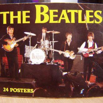 Битлз, 24 плаката, Англия, 1983г.