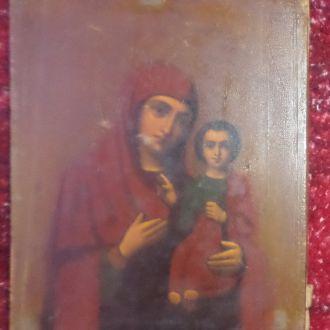 Икона Богоматерь и Иисус