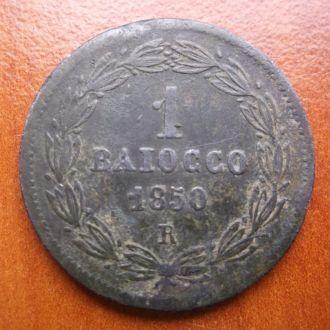 1 BAIOCCO 1850 редкая