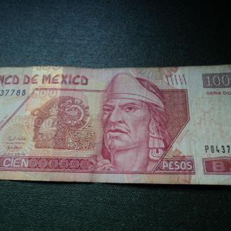 Мексика 2007г. 100 песо.