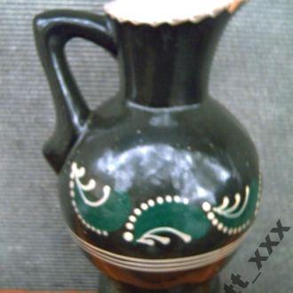 Старая керамика - Графин для вина- 50-х г. ХХ в.