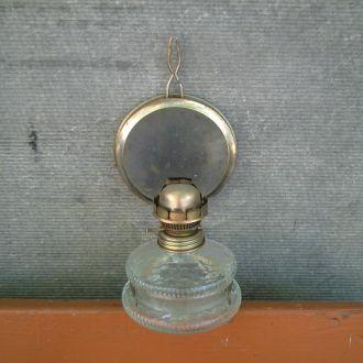 Керосиновая лампа - КРАСИВАЯ (без сколов и трещин)