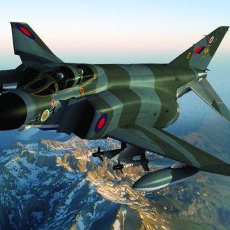 IOM - F262 - F-4K Phantom FG.1 - 1:72