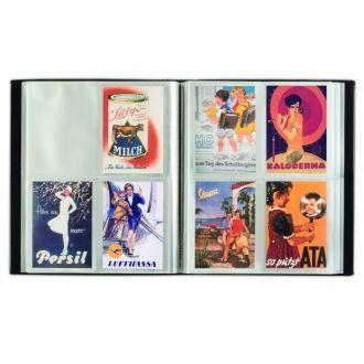 Альбом для 400 почтовых открыток Leuchtturm