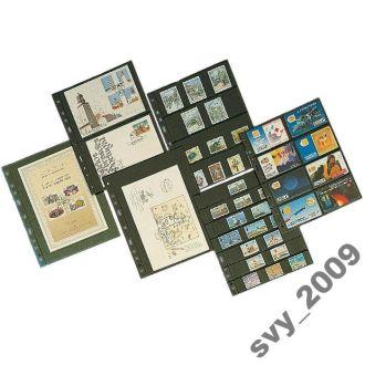 Лист OPTIMA для марок на 3 (*2) строки 180 x 77 mm