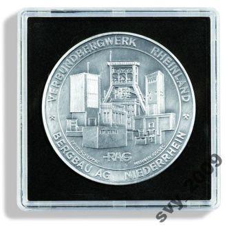 КАПСУЛЫ для монет Quadrum XL Leuchturm 42 мм