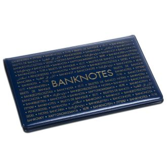 Карманный альбом для 20 банкнот Leuchtturm