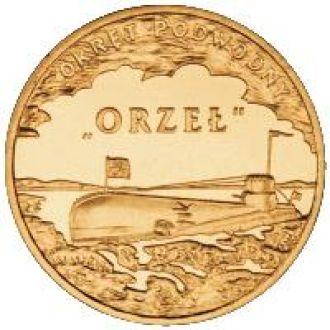Польша, Подводная лодка ОРЕЛ * Orzel, 2012