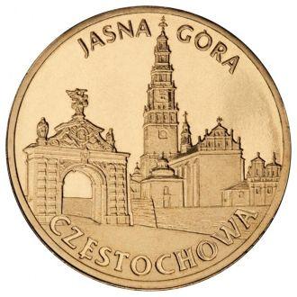 Польша серия Города: Czestochowa - Jasna Gora 2009