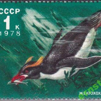 СССР 1978 Пингвин**