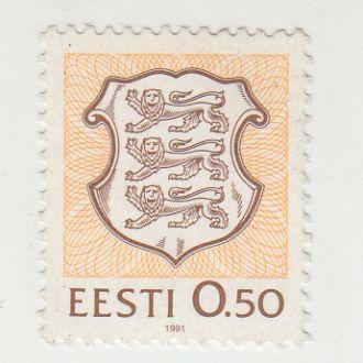 1991 Эстония №169 (Michel) Стандарт**