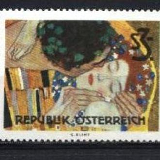 Австрия Искусство 1964 MNH